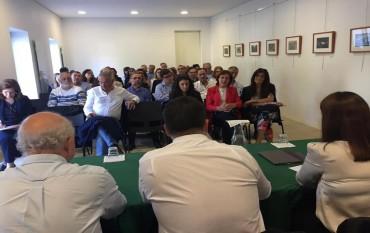 Reunião de Trabalho IPSSs e Autarquia