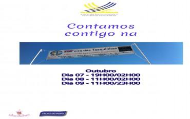 FEIRAS DAS TASQUINHAS GONDOMAR - Participação